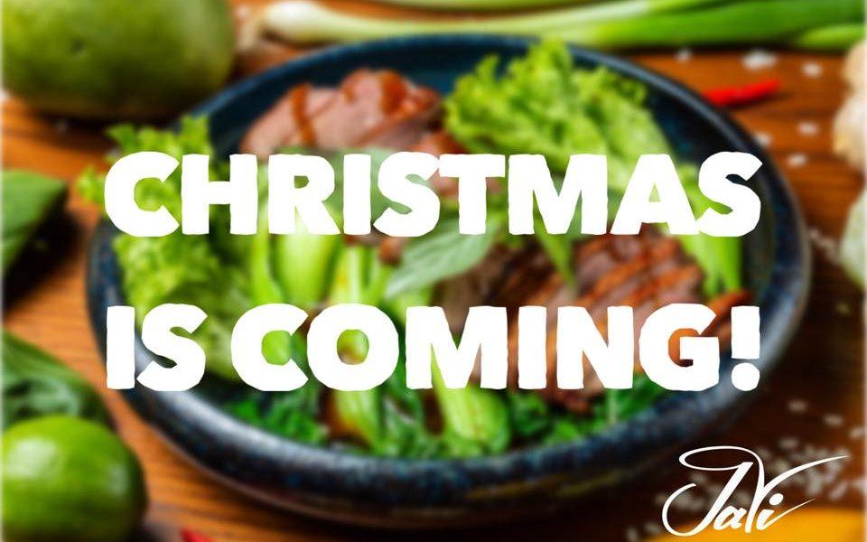 Christmas is Coming Javi München
